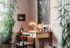 Rose Nude Mobilier Design Occasion