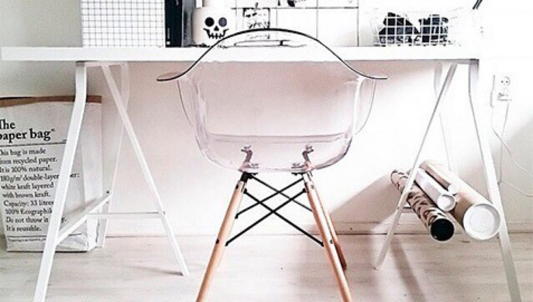 Chaises Design DAW Inspiration Eames