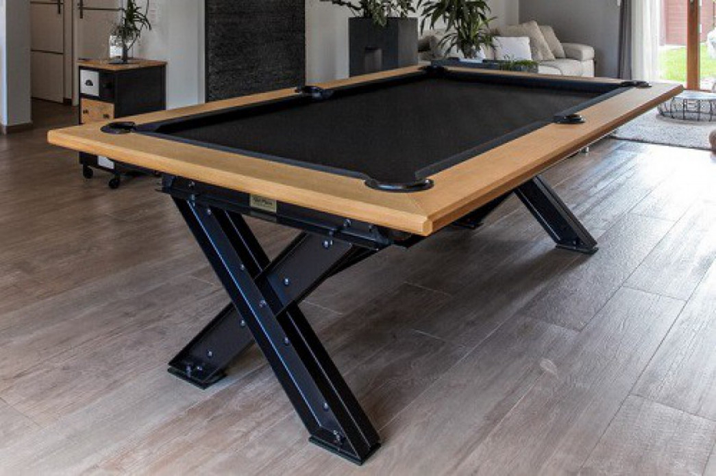 good billard meteor with table de billard prix. Black Bedroom Furniture Sets. Home Design Ideas