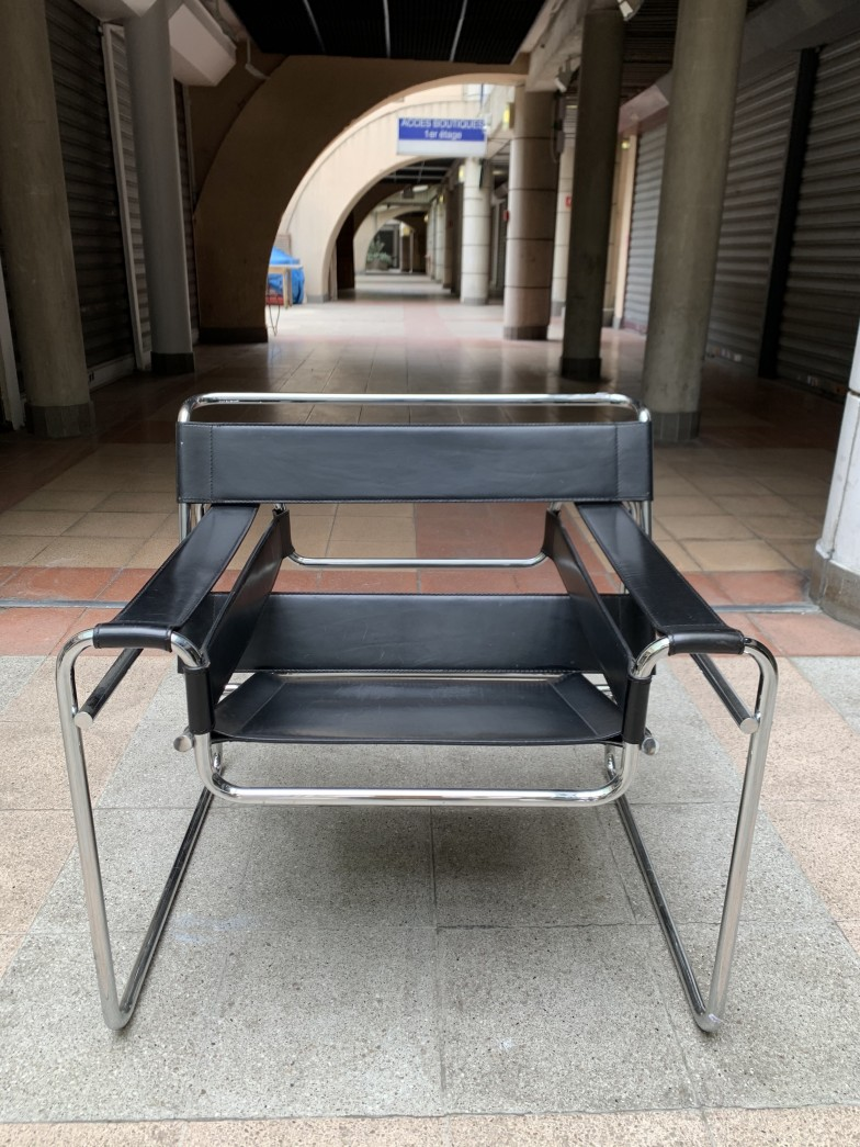 Fauteuil Wassily