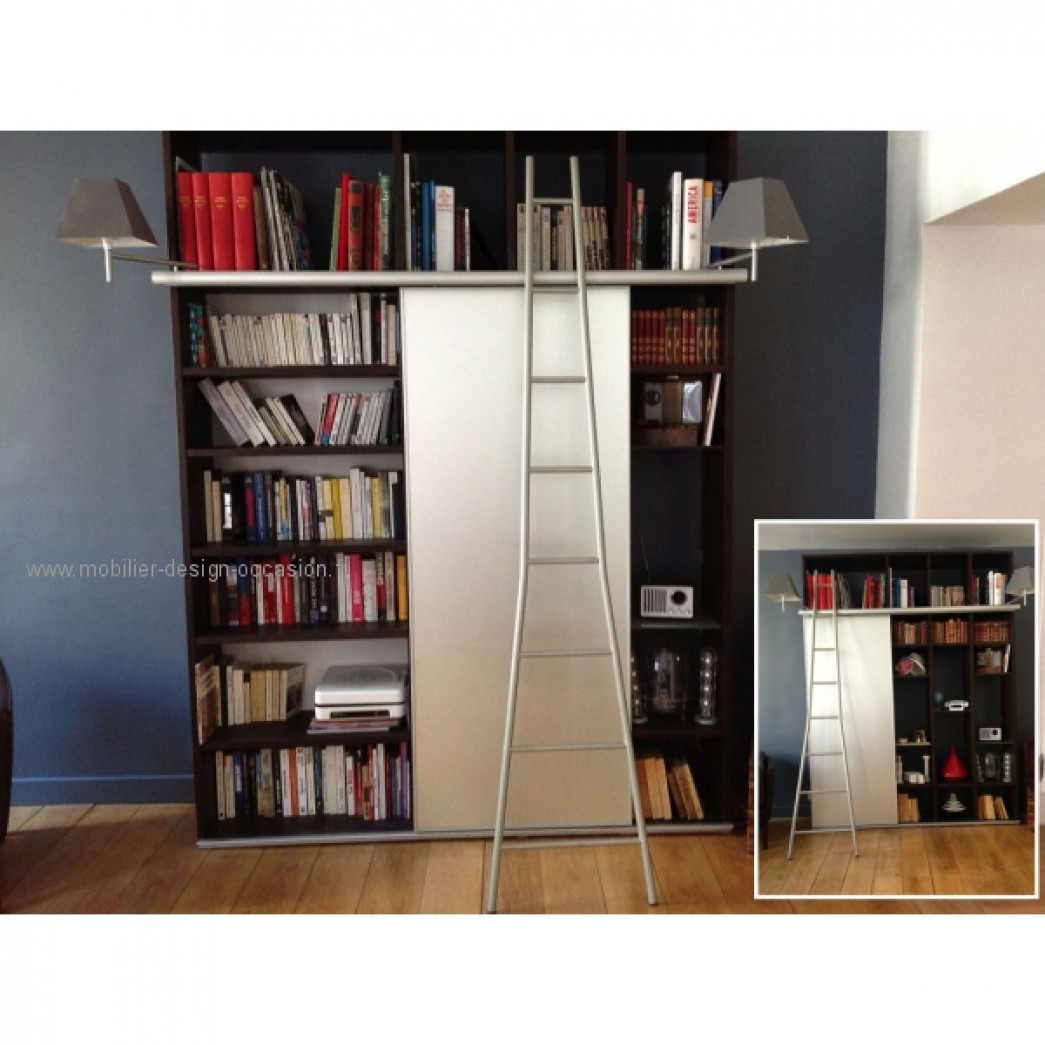 biblioth que george nelson modulable sol plafond css omni. Black Bedroom Furniture Sets. Home Design Ideas