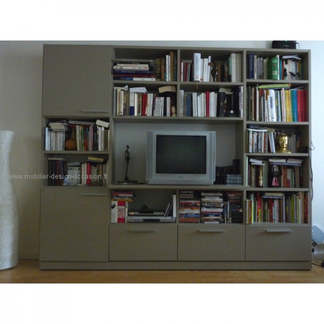 concerto meuble de salon meuble tv cinna cinna. Black Bedroom Furniture Sets. Home Design Ideas