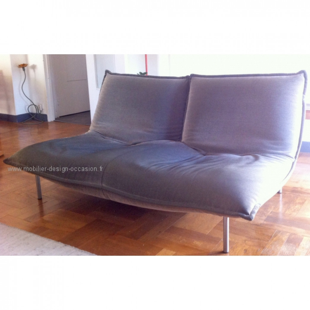 Canape cuir convertible 3 places cinna modele smala - Canape calin cinna ...