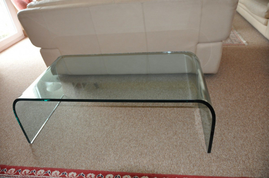 Table basse cinna en verre - Cinna table basse ...
