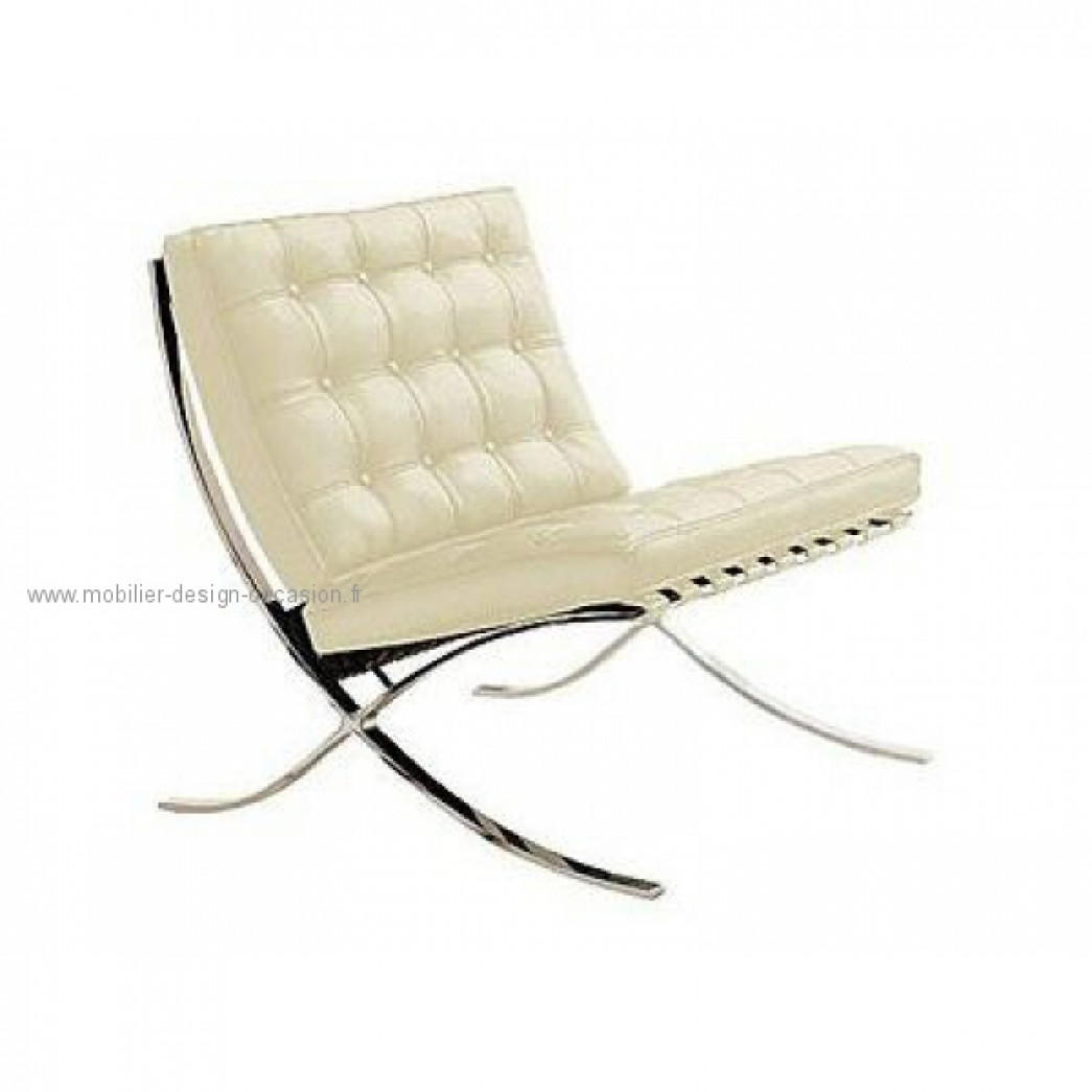 Fauteuil barcelona mies van der rohe - Canape barcelona mies van der rohe ...