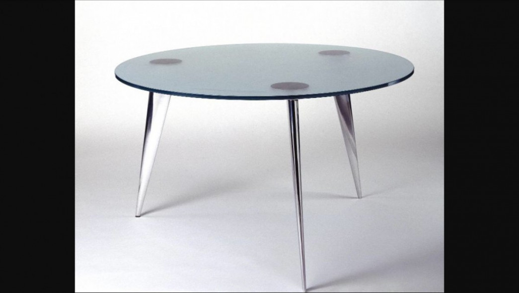 Table M.(serie Lang),Driade,Philippe STARCK