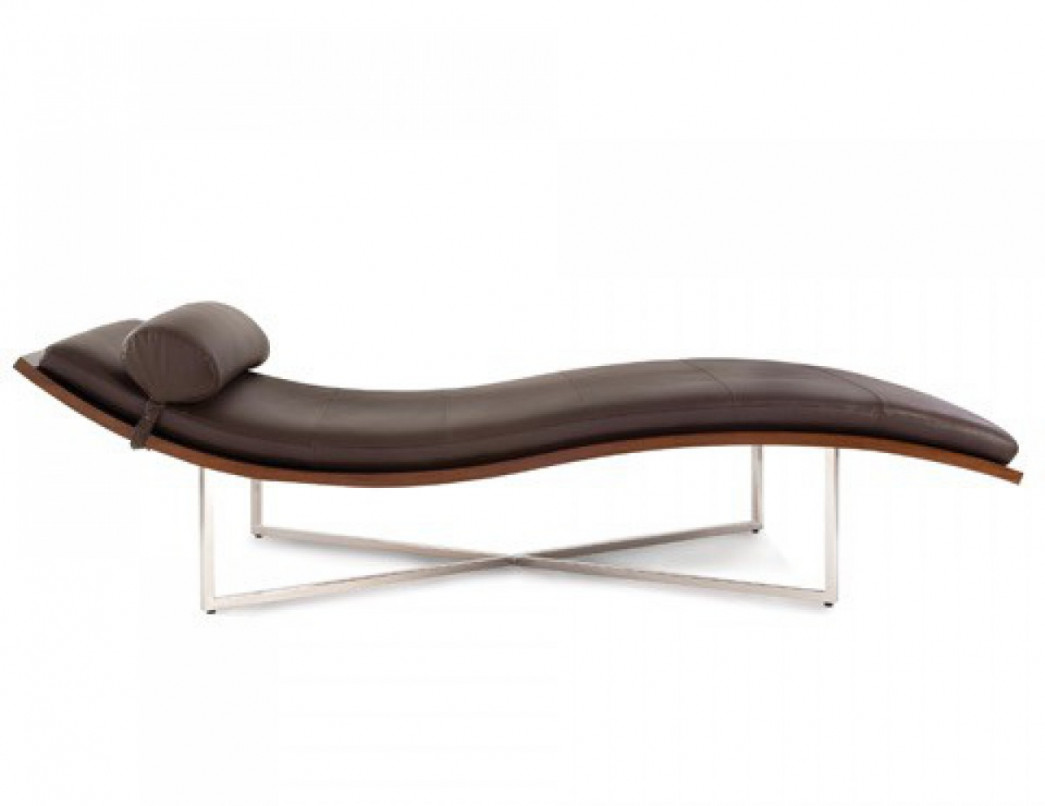 Chaise longue design m ridienne decca furniture europe for Recherche chaise longue