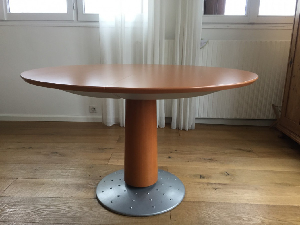 Table rondes extensible cinna - Table ronde extensible design ...