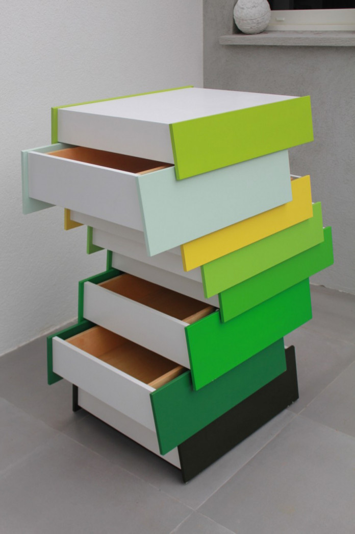Stack Established Sons Raw Edges Et Shay Alkalay # Meuble Tv Roche Bobois Occasion