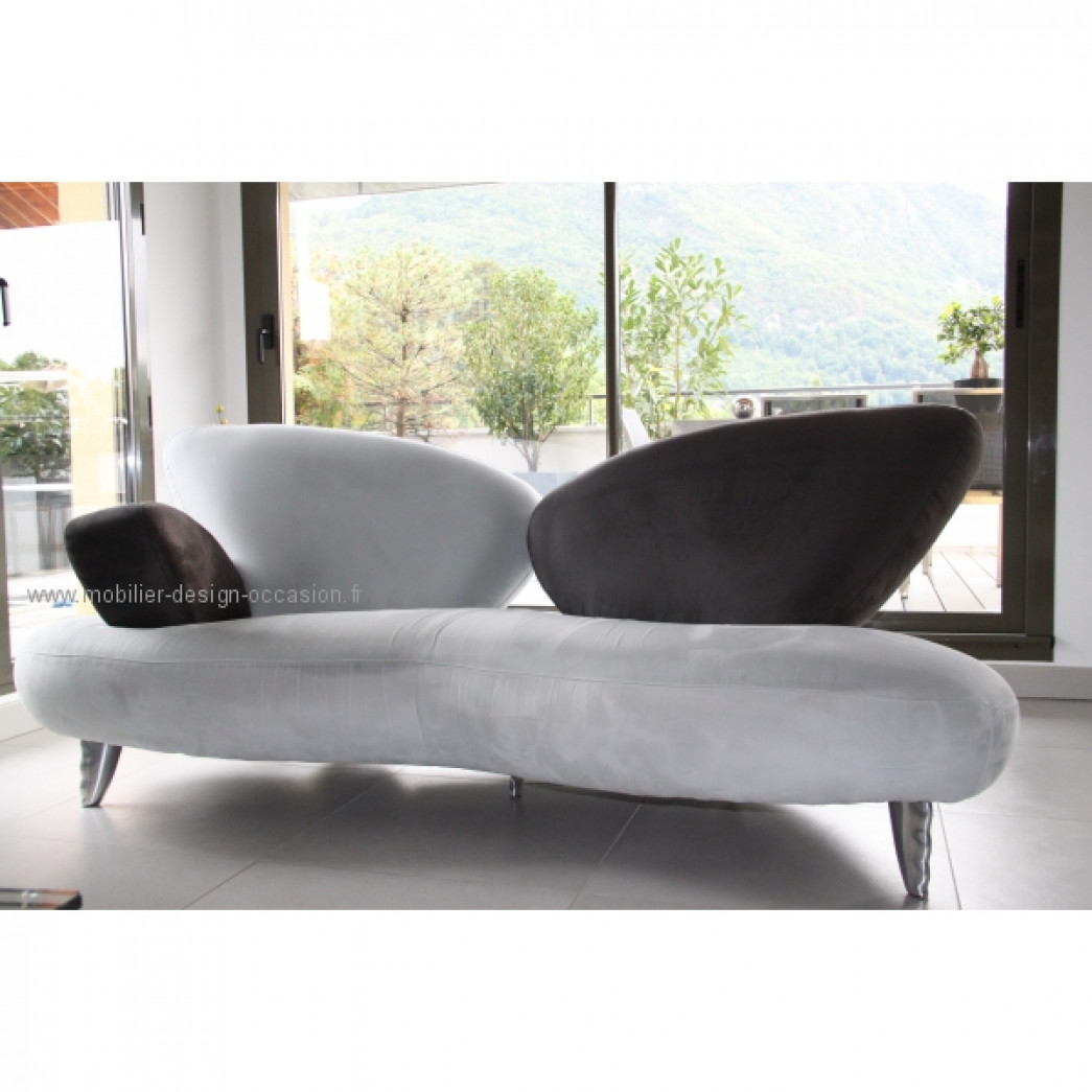 Canap et fauteuil oasis design italien interieur design for Canape convertible design italien