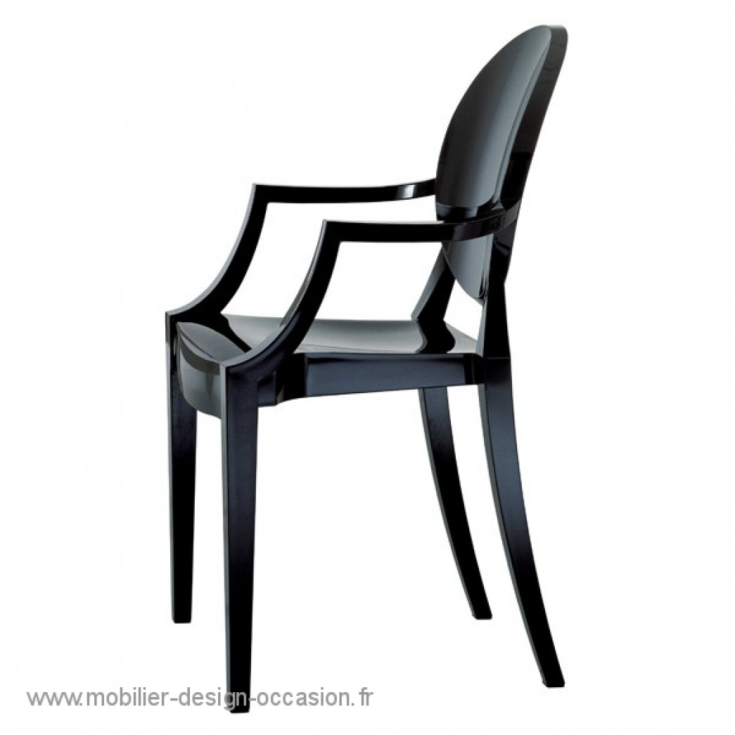 fauteuil louis ghost kartell philippe starck. Black Bedroom Furniture Sets. Home Design Ideas
