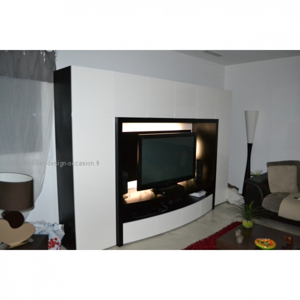 Meuble sejour tv contemporain la maison contemporaine - Meuble sejour contemporain ...