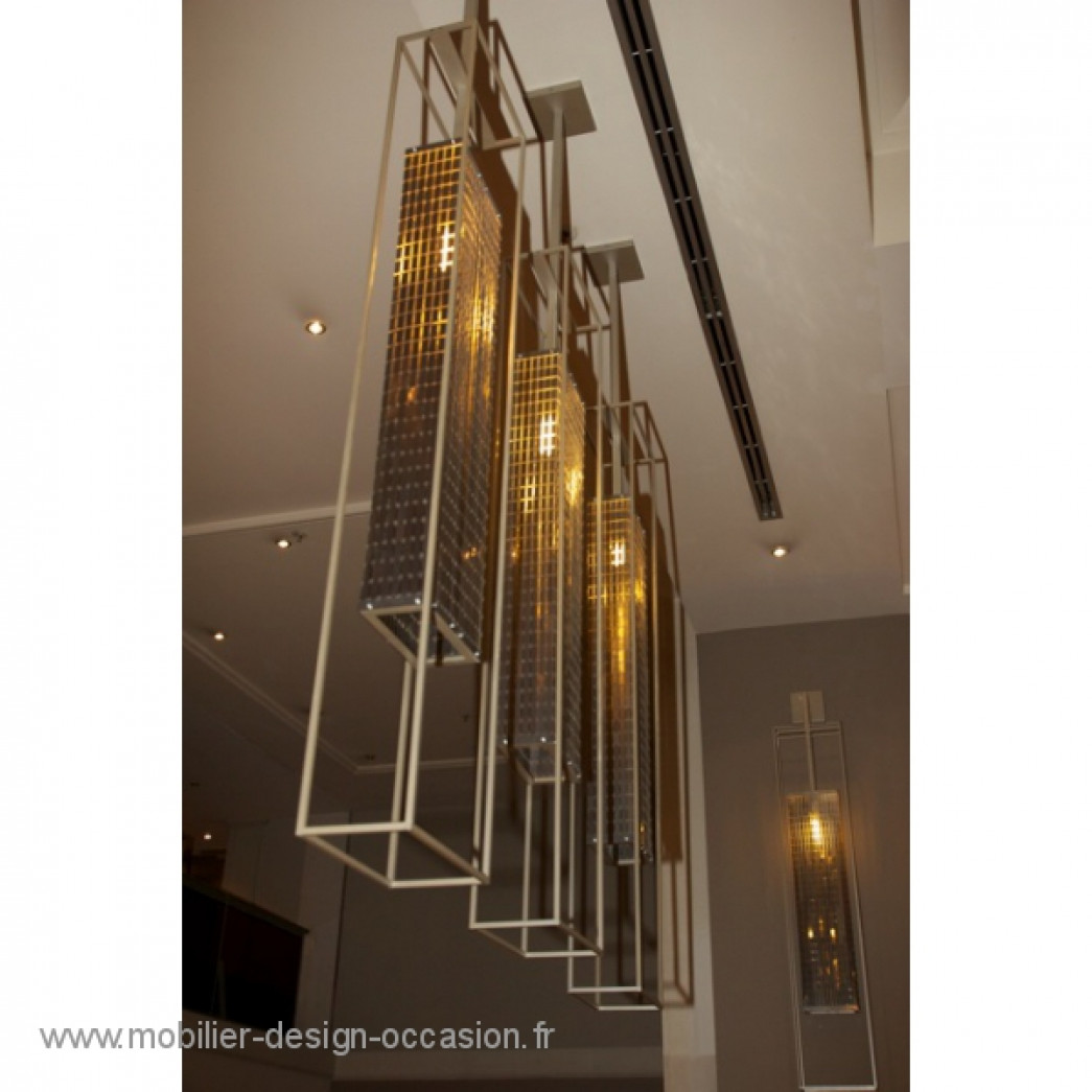 lustre    suspension trompettes frankfurt