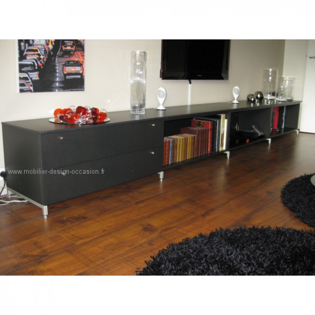 home cinema vanity de roche bobois gorgoni. Black Bedroom Furniture Sets. Home Design Ideas