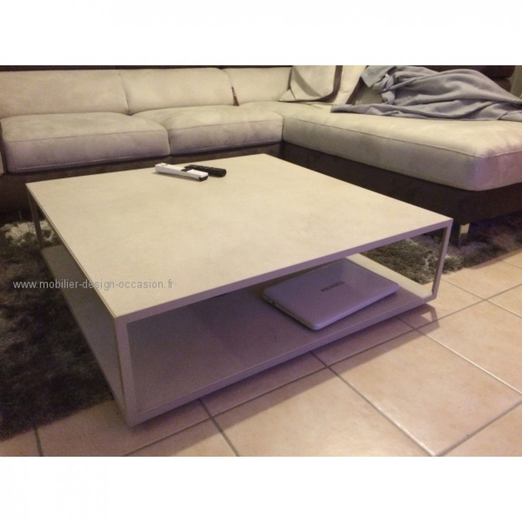 Table basse c ramique mobilier de france - Table basse ceramique design ...