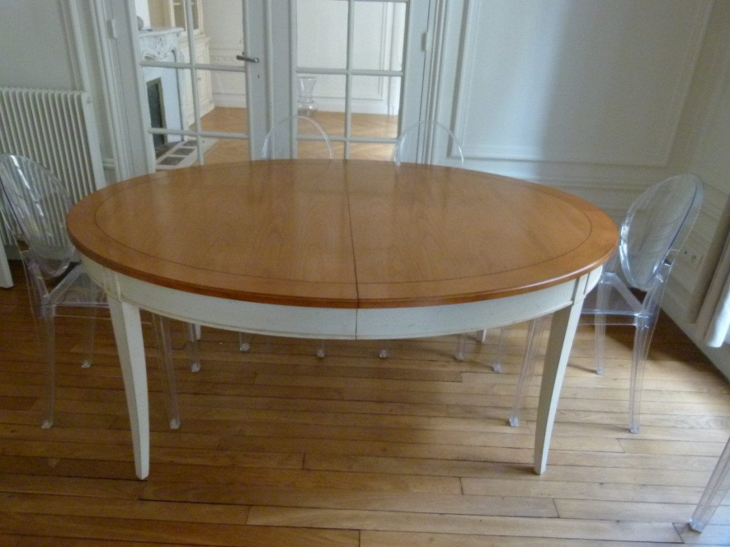 Table rallonges roche bobois - Table syntaxe roche bobois prix ...