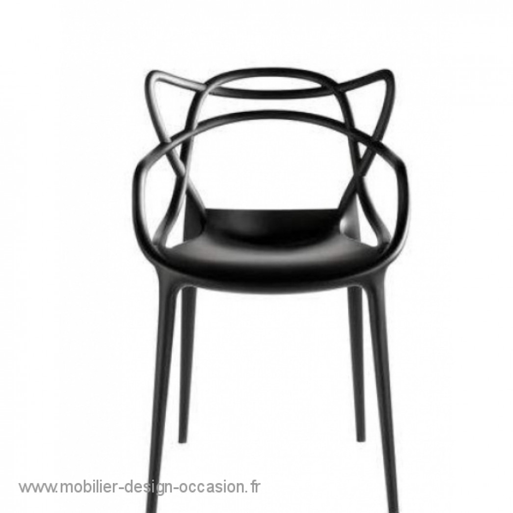 Chaise masters by phillips starks x4,Philippe STARCK