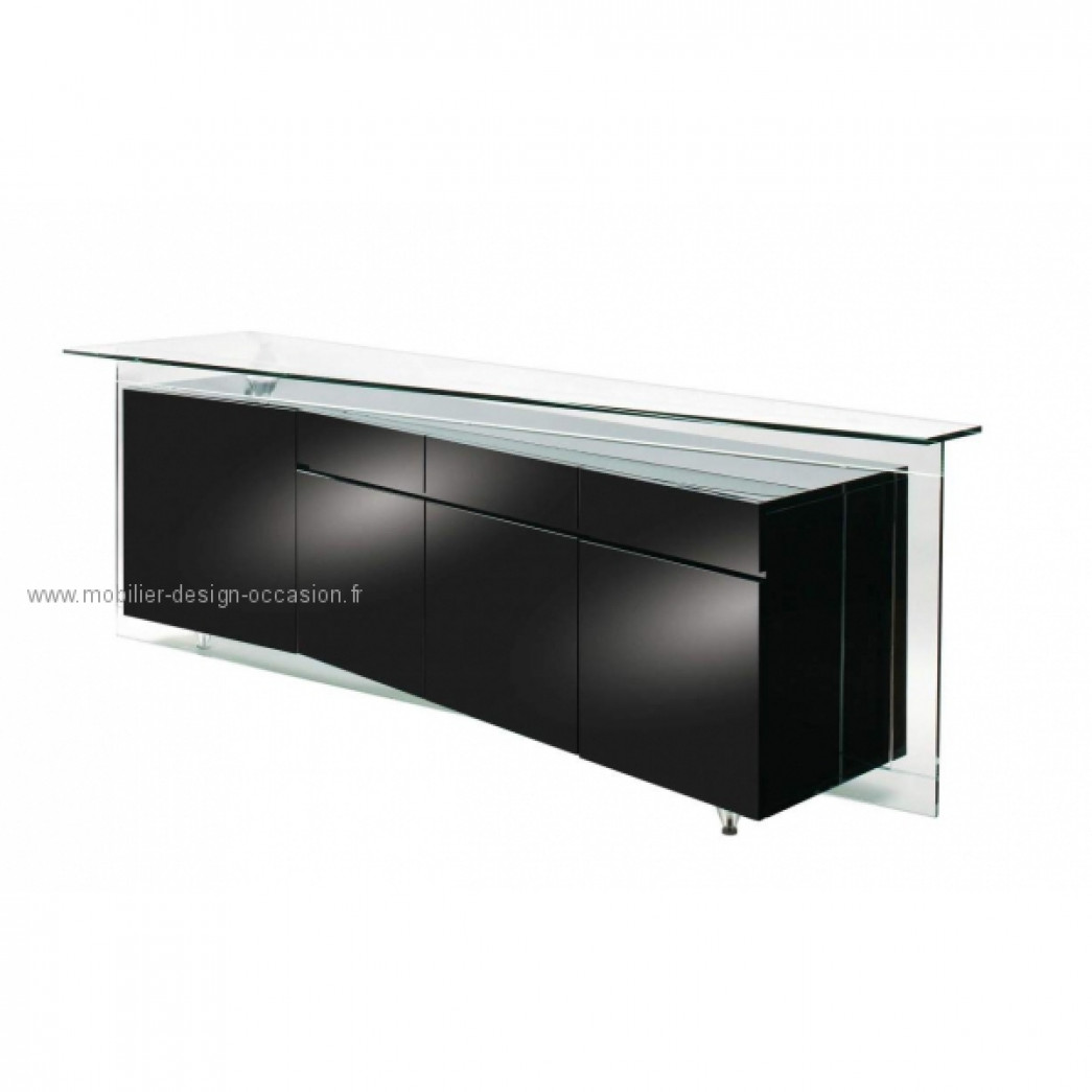 buffet pythagore roche bobois neuf roche bobois. Black Bedroom Furniture Sets. Home Design Ideas