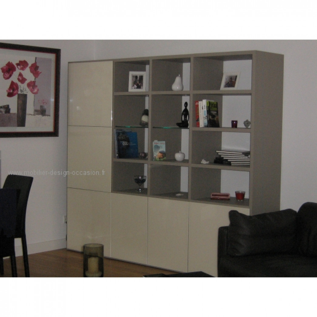 tour de rangement dvd cavid le bon march david lange. Black Bedroom Furniture Sets. Home Design Ideas