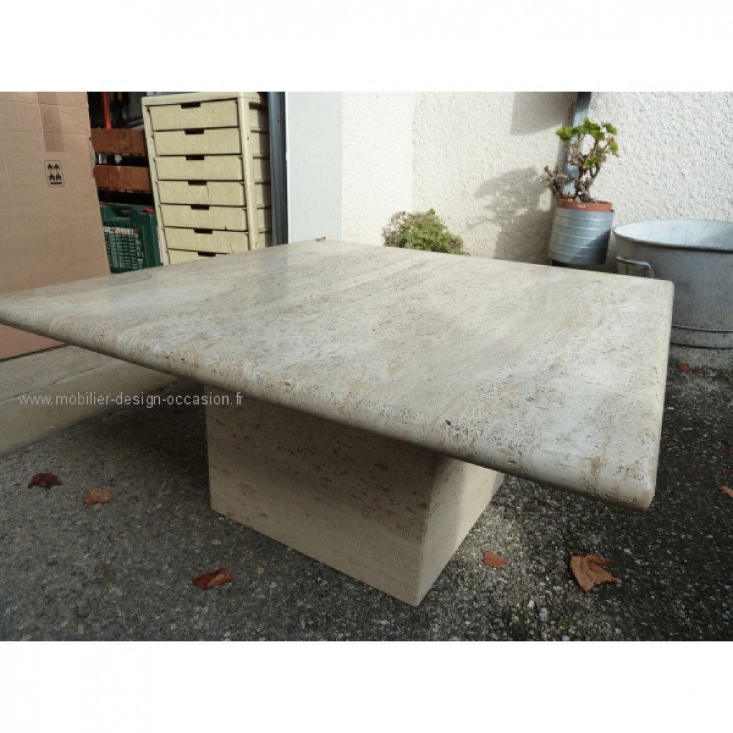 Table basse luberon roche bobois - Table basse en verre roche bobois ...