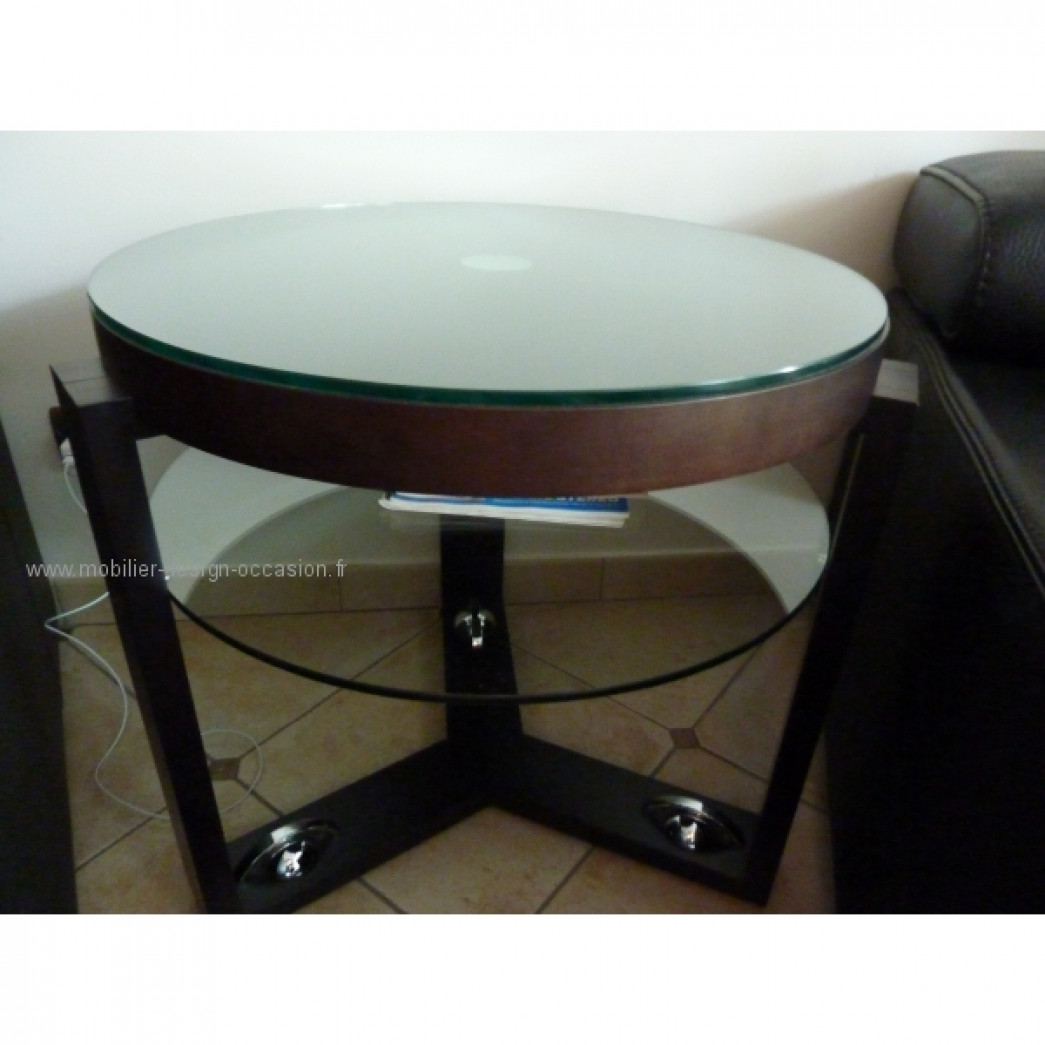 Table basse roche bobois occasion - Roche et bobois table ...