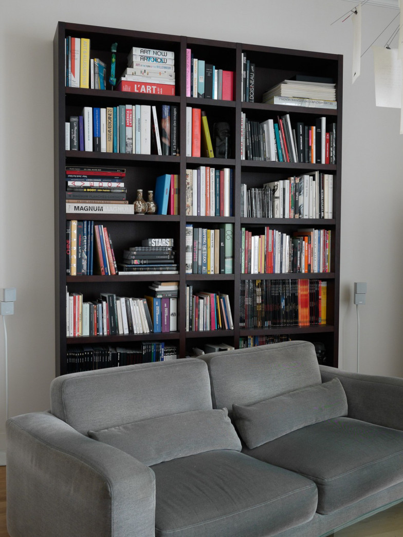 bibliotheque square ligne roset. Black Bedroom Furniture Sets. Home Design Ideas