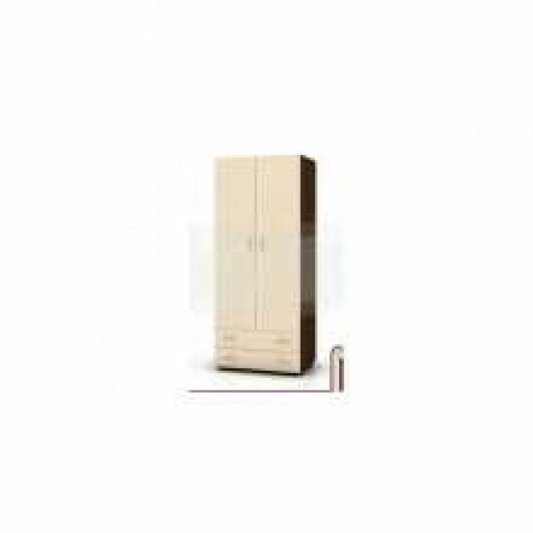 shine armoire deux portes en bois m lamin italia italien. Black Bedroom Furniture Sets. Home Design Ideas