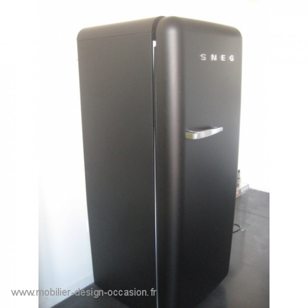 Frigo smeg smeg - Frigo table top noir ...