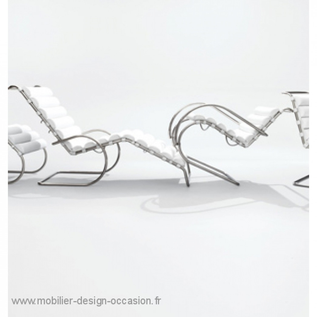 MR Chair Lounge Collection ,Studio design italien,Ludwig Mies van der Rohe