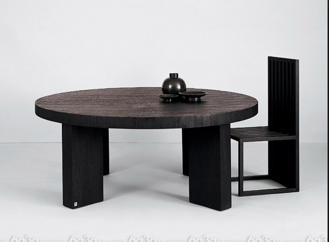 New york armani casa giorgio armani for Design table new york