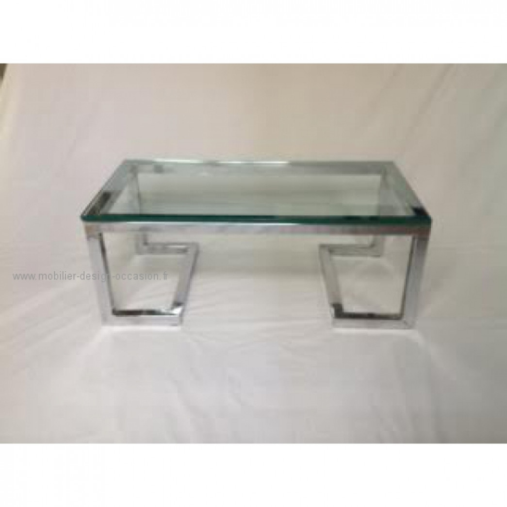 Table Basse En Verre Starck