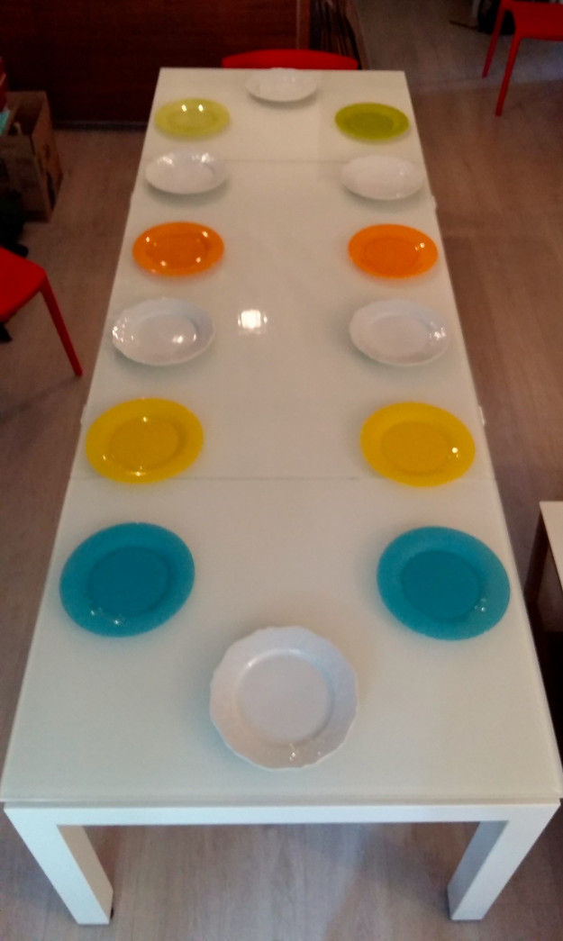 Airport Airport Table Tres Extensible Calligaris FK1Jc3Tl