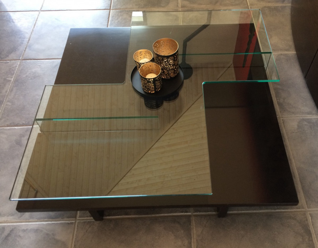 Table Basse Puzzle Roche Bobois