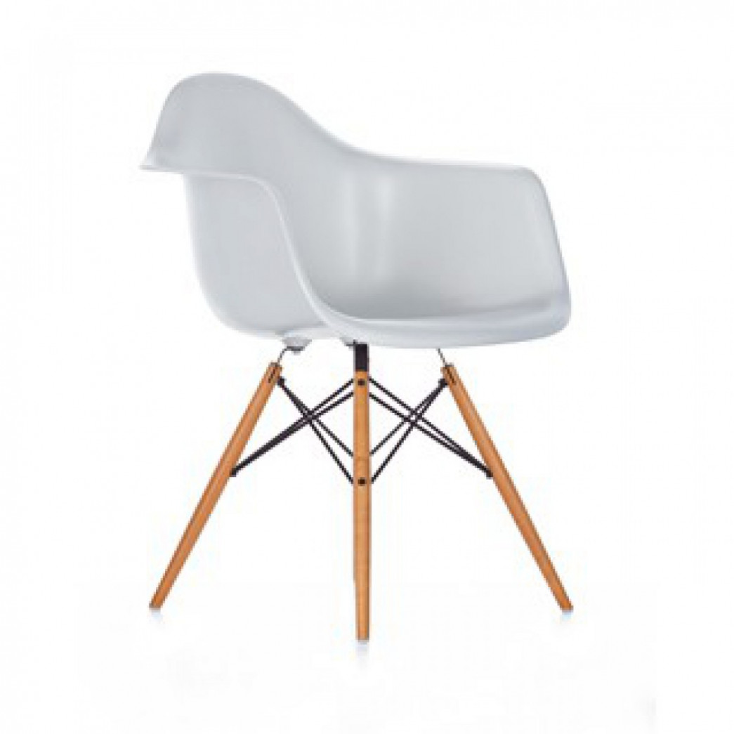 fauteuil daw,Vitra,Charles & Ray Eames