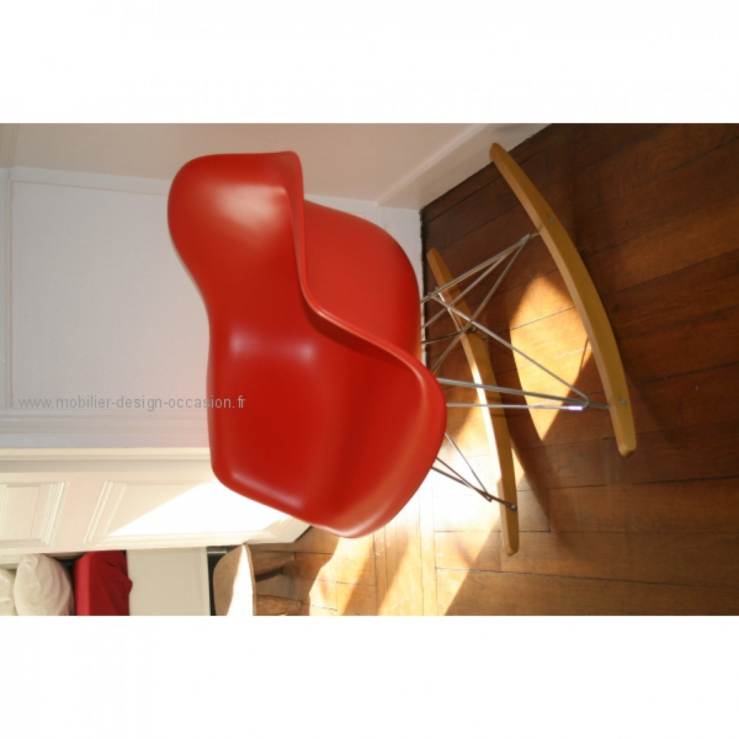 Fauteuil a bascule Charles et Ray Eames,Vitra,Charles & Ray Eames