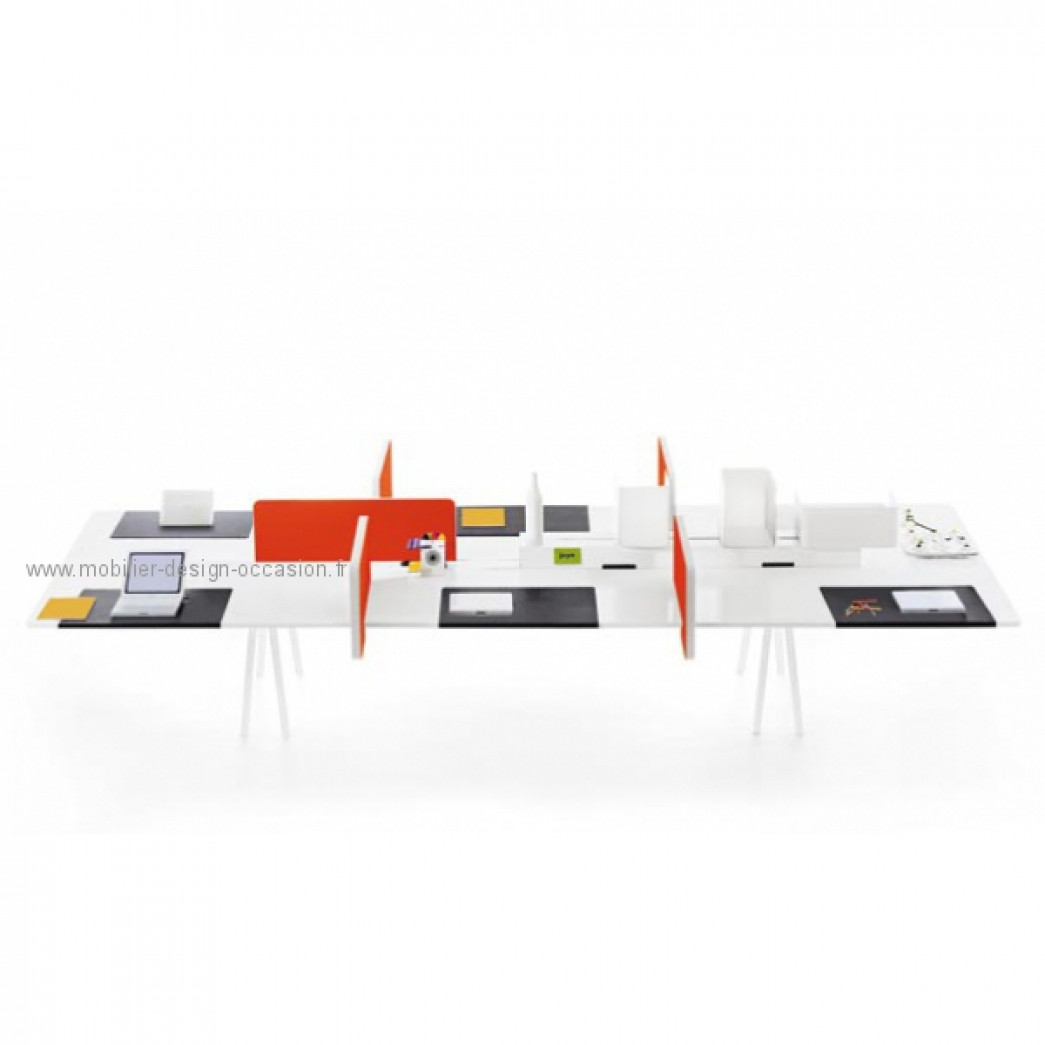 plateforme bureau joyn bouroullec vitra ronan erwan bouroullec. Black Bedroom Furniture Sets. Home Design Ideas