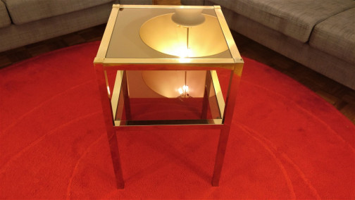Table d'appoint Style Guy Lefevre