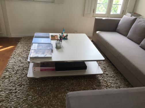 Table basse Italy design