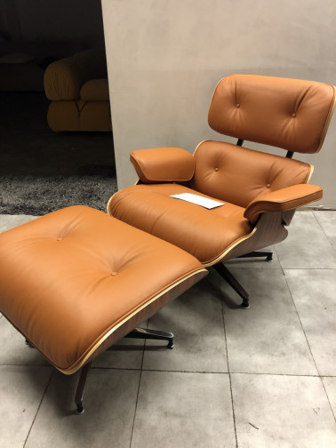 Lounger,Herman Miller,Charles & Ray Eames