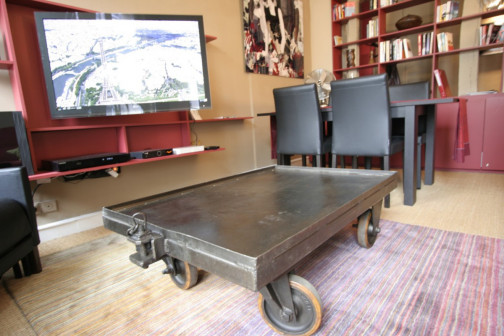 Table collection Usine Javel/Citroën