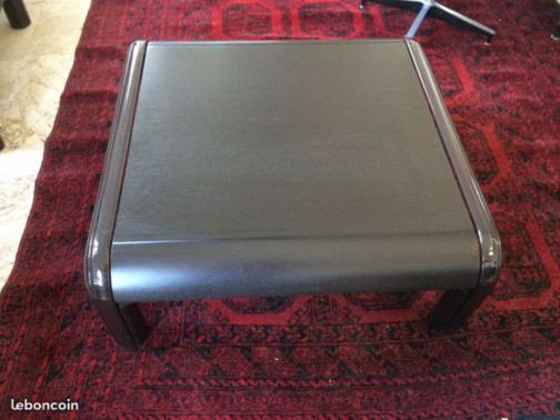 Table basse Orsay + fauteuils,KNOLL,Gae Aulenti(3)
