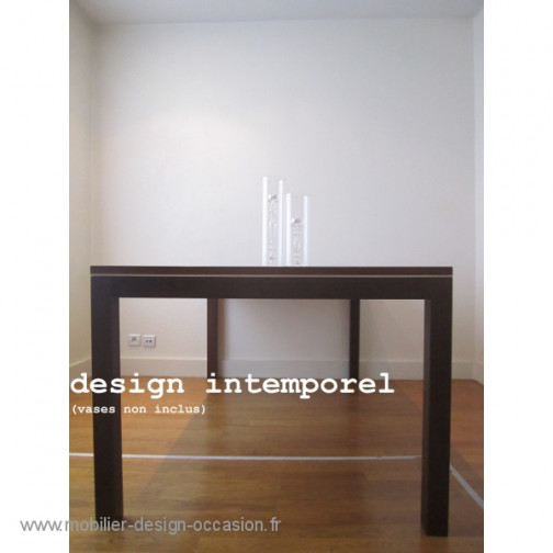 Table CATERPILLAR, design de Luciano BERTONCINI