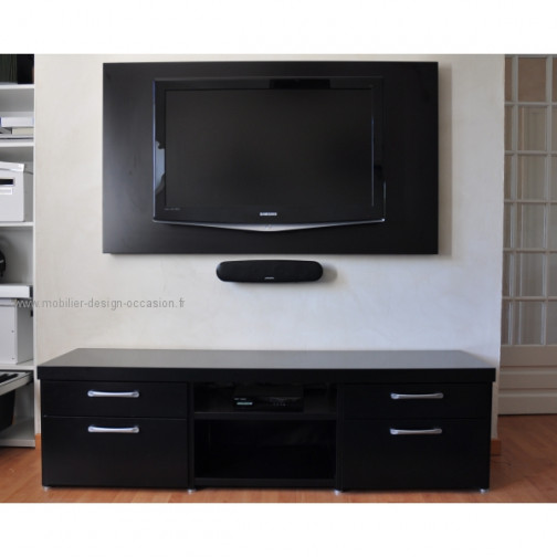 meuble tv hifi bo concept. Black Bedroom Furniture Sets. Home Design Ideas