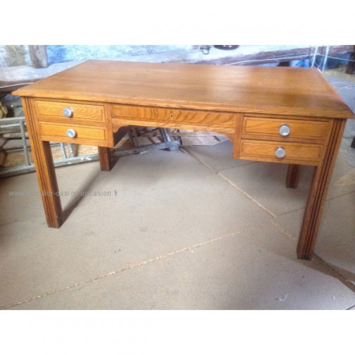 Table Bureau Bois Occasion