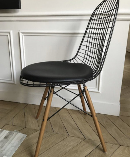 Wire DKW 5 ,Vitra,Charles & Ray Eames