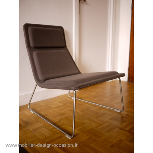Fauteuil CAPPELLINI Low Pad