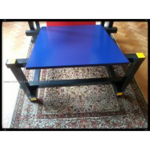 RED AND BLUE ,Cassina,Gerrit Thomas Rietveld(2)