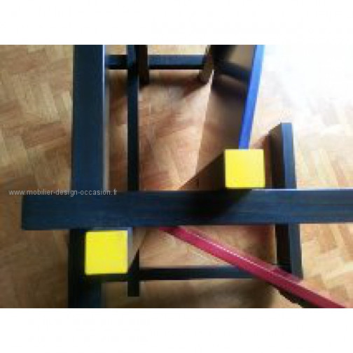 RED AND BLUE ,Cassina,Gerrit Thomas Rietveld(3)