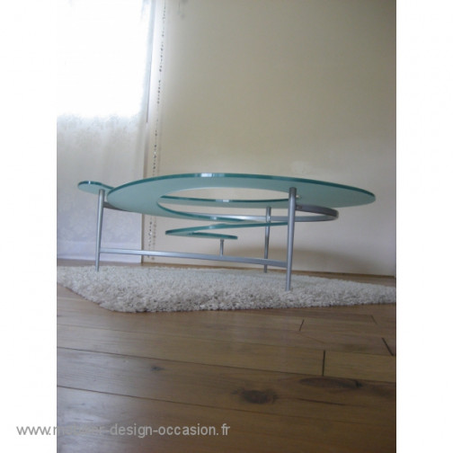 table basse spiral Cattelan Italia