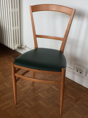 chaise cuir,Artelano,Pascal Mourgue(2)